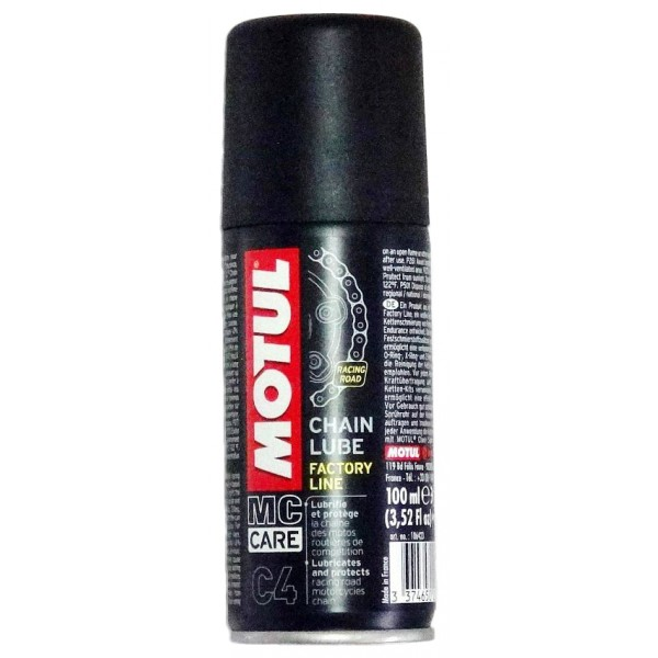 Motul C4 Chain Lube Factory Line 100мл.