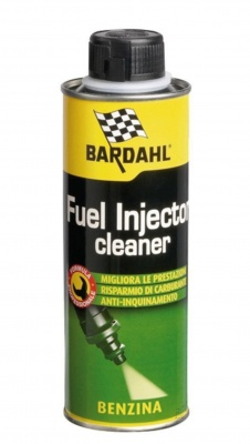 Присадка в бензин Bardahl Fuel Injector Cleaner 500 мл